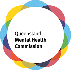 Queensland Mental Health Commission Logo