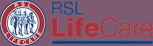 RSL LIfe Care Logo