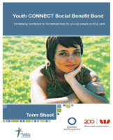 Youth CONNECT Social Impact Bond - Cover